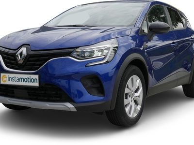 gebraucht Renault Captur CapturBusiness Edition TCe 140 GPF KAMERA NAVI