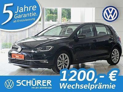 gebraucht VW Golf VII GolfHighline 1.4TSI DSG Umweltprämie 3750 EUR LED°Navi°Anhängerkupplung