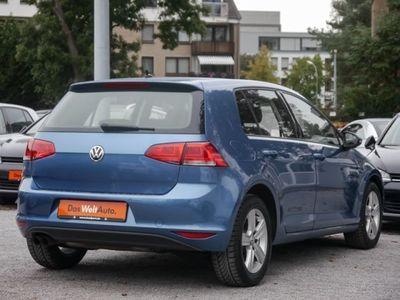 gebraucht VW Golf VII 1.4 Comfortline Navi Alu Sitzhzg. GRA