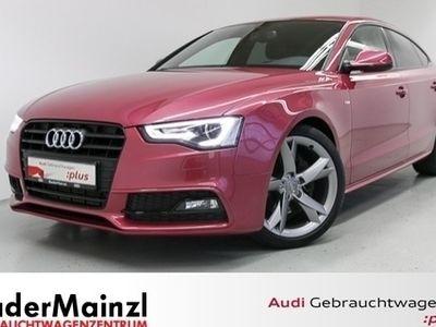 gebraucht Audi A5 Sportback TDI 3.0 multitronic S line Standhzg