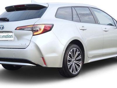 gebraucht Toyota Corolla CorollaTeam D TS 18-l-Hybrid *KAMERA*USB*CARPL