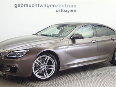 gebraucht BMW 640 i xDrive Gran Coupe M-Sportpaket INDIVIDUAL