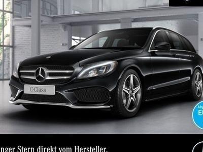 gebraucht Mercedes C180 T AMG LED Kamera Navi PTS Easy-Pack 9G Sitzh