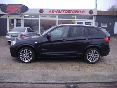 gebraucht BMW X3 BaureihexDrive35d M