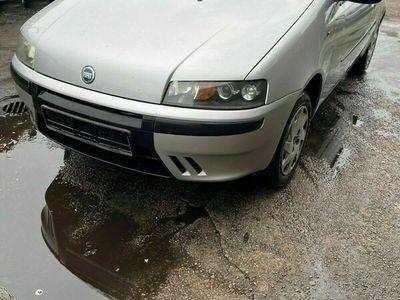 gebraucht Fiat Punto 1.2l Klima ZV