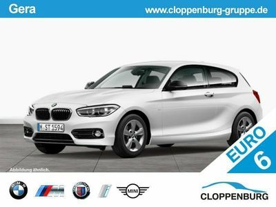 used BMW 120 d Sport-L./LED/Freisprech./Sitzheiz.