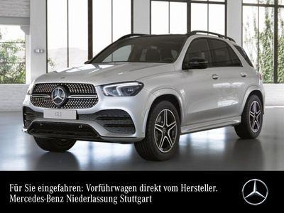 gebraucht Mercedes GLE400 d 4M AMG 360° Stdhzg Pano Multibeam AHK