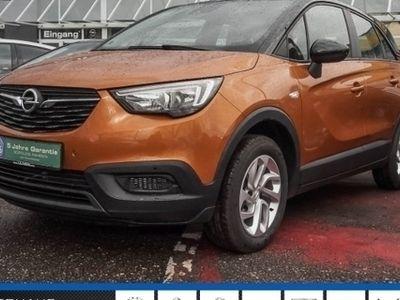 gebraucht Opel Crossland X Edition 1.2 Turbo *5 Jahre Garantie*