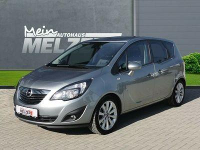 gebraucht Opel Meriva B Innovation Klima+Einparkhilfe
