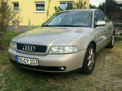 gebraucht Audi A4 1.9 TDI, AUTOMATIK, KLIMAAUT., TÜV05/22,XENON
