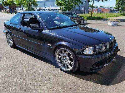 gebraucht BMW 330 E46 ci Umbau