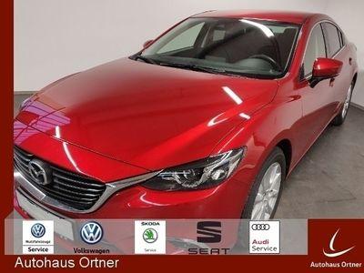 gebraucht Mazda 6 2.0 SKYACTIV Exclusive-Line KLIMA LED ALU