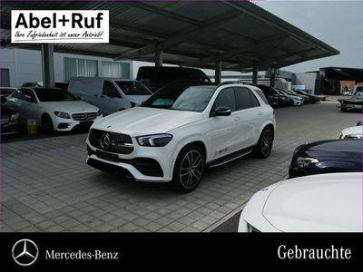 gebraucht Mercedes GLE400 d 4M.-AMG-Head up Display-AHK-MBUX-Navi