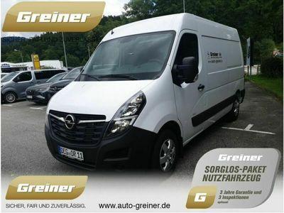 gebraucht Opel Movano 2.3 Cargo Diesel ||HOLZBODEN|