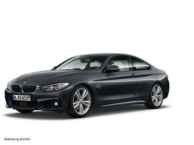 gebraucht BMW 420 i Coupe M Sport LED HuD elektr. Sitze H/K