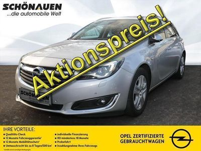 used Opel Insignia 1.6D ST EDITION +NAVI+AGR+KLIMA+PDC++