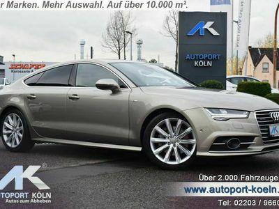 gebraucht Audi A7 3.0 TDI quattr S-Line Matrix Head-Up ACC