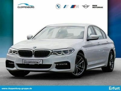 gebraucht BMW 520 d xDrive Limousine M Sportpaket Head-Up HiFi