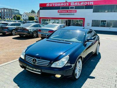 "gebraucht Mercedes CLS500 CLS""LPG-Distronic-Leder-Navi-Bi-Xenon"""