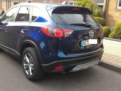 gebraucht Mazda CX-5 2.2D AWD Sports-Line, Garantie