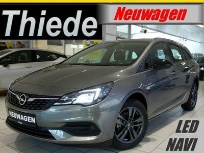 gebraucht Opel Astra 1.2T ST 2020 96KW/SHZ/LED/DAB/PDC/ALU/