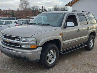 gebraucht Chevrolet Tahoe 5.3 LT, Leder, Navi, 1. Hand, HU NEU