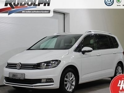 used VW Touran 2.0 TDI Highline KLIMA NAVI ALU