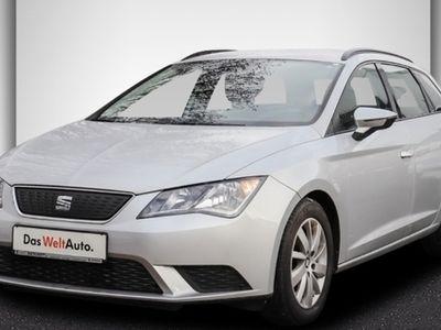 gebraucht Seat Leon ST Reference Ecomotive 1.6 TDI Multif.Lenk