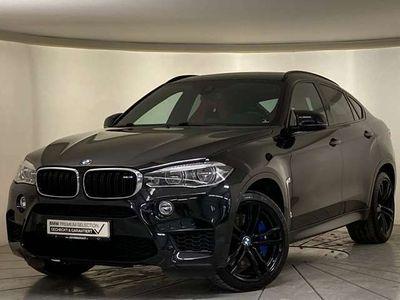 gebraucht BMW X6 M Head-Up HK HiFi DAB LED WLAN Standhzg. GSD