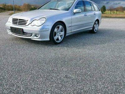 gebraucht Mercedes C280 Mercedes C-Klasse Kombi T-MODELLW203...