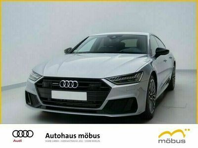 gebraucht Audi A7 Sportback 55 TFSI QU*S-TRO*ASSIST*LED*AHK*B&O als Limousine in Berlin