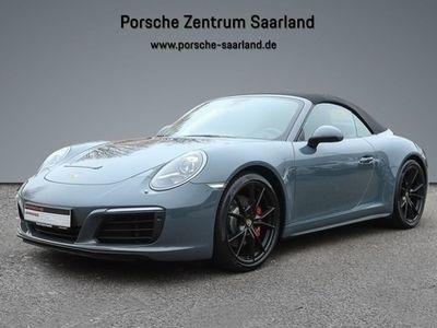 käytetty Porsche 911 Carrera 4S Cabriolet 991 (911) SItzbel.Abgas,