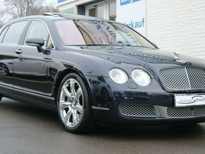 gebraucht Bentley Continental Flying Spur -Scheckheft TOP