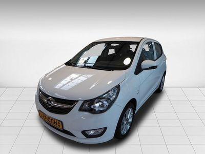 gebraucht Opel Karl 1.0 Active Sitzheiz., Einparkh., Radio