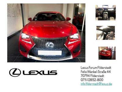 gebraucht Lexus RC F Advantage 1.HandAlle ExtrasTorquePCSACC Schie