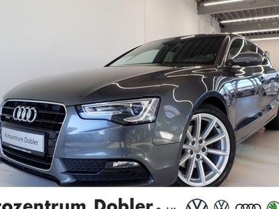 gebraucht Audi A5 Sportback 2.0 TDI quattro S-Line S-tronic Navi