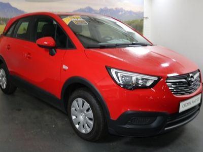 gebraucht Opel Crossland X 1.2 Selection (EURO 6d-TEMP) Bremsas