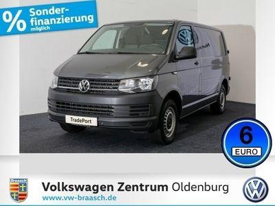 gebraucht VW Transporter T6Kasten Klima,AHK,Heckflügel Türen