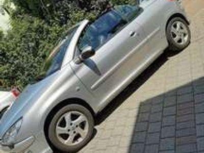 gebraucht Peugeot 206 CC 110 Sport
