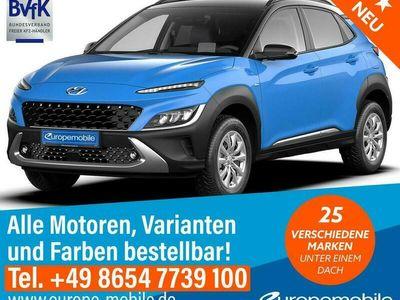 gebraucht Hyundai Kona Comfort (D4 Promo) 1.6 GDI 141 Hybrid HEV DCT