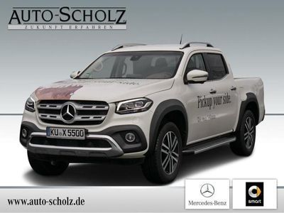 gebraucht Mercedes X250 d 4matic Power Edition