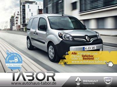 gebraucht Renault Kangoo Rapid Basis Blue dCi 80