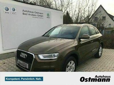 gebraucht Audi Q3 2.0 TDI AHK XENON PDC ALU Einparkass Bremsass