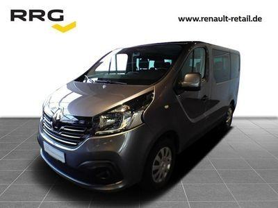 gebraucht Renault Trafic Combi L1H1 2,7t Expression Navi 9-Sitze