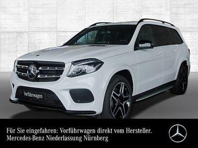 gebraucht Mercedes GLS400 4Matic AMG Fahrassist AHK Standheizung