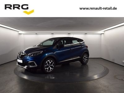 gebraucht Renault Captur INTENS TCe 150 EDC SELBSTPARKEND