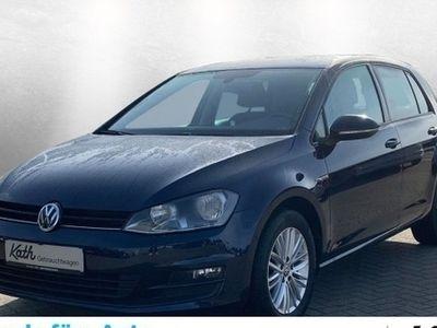 gebraucht VW Golf VII 1.6 TDI -CUP- 5-Gang Klima/ SHZ/ PDC