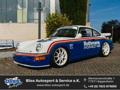 """gebraucht Porsche 964 """"streetlegal"""" als Sportwagen/Coupé in Kippenheim"""