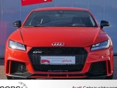 gebraucht Audi TT RS Coupé Coupe 2.5 TFSI quattro S-tronic Design-Paket