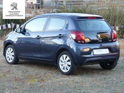 gebraucht Peugeot 108 1.0 VTi TOP Active Faltdach